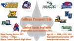 Registration to begin soon for College Prospect Day in South Jersey on Oct. 22 at Camden Catholic