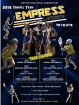Registration open for @EmpressWLax (Western NY) girls' club tryouts