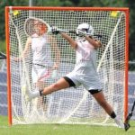 .@LongstrethLAX girls' recruit: Greece Athena (NY) 2019 Goalie Coachman commits to High Point