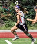 .@LongstrethLAX girls' recruit: Beckman (CA) 2019 MF Tobias commits to Lindenwood