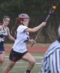.@LongstrethLAX girls' recruit: Harriton (PA) 2019 MF Stewart commits to Iona