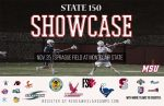 Registration open for the State 150 (D2, D3) Showcase (NJ) at @MontclairStLax on Nov. 25