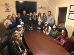 NLI signing: @TeamElevateLax (NY) celebrates early signing period