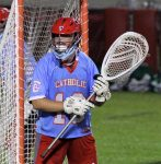 .@ConnectLAX boys' recruit: Charlotte Catholic (N.C.) 2018 goalie Bagnato commits to Canisius