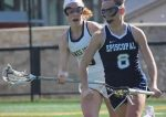 .@LongstrethLAX girls' recruit: Episcopal Academy (PA) 2019 DEF Rohr commits to Penn