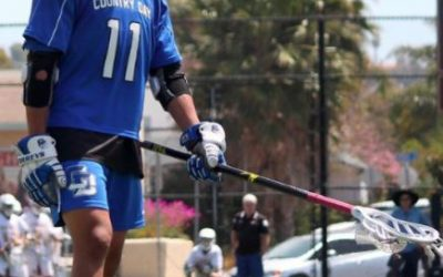 .@ConnectLAX boys' recruit: La Jolla Country Day (CA) 2018 LSM/DEF LaDrido commits to Swarthmore