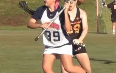 .@LongstrethLAX girls' recruit: Wissahickon (PA) 2019 MF Dickson commits to Saint Francis