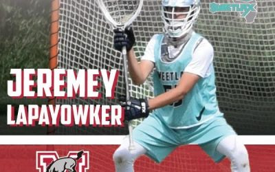 .@ConnectLAX boys' recruit: NSU University School (FL) 2018 goalie Lapayowker commits to Muhlenberg