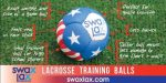 Many are using the @SwaxLaxBall, the first soft, regulation weight lacrosse training ball
