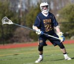 .@ConnectLAX boys' recruit: Hyde School (ME) 2018 DEF Loris commits to Mitchell College