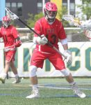 .@ConnectLAX boys' recruit: Champlain Valley Union (VT) 2018 DEF/LSM Trus commits to Queen's (Ontario)