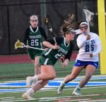 .@LongstrethLAX girls' recruit: Harborfields (NY) 2019 ATT Morris commits to Monmouth