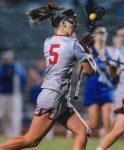 .@LongstrethLAX girls' recruit: Vero Beach (FL) 2018 DEF Funk commits to Bowdoin