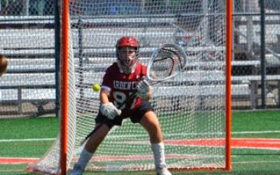 .@LongstrethLAX girls' recruit: Garden City (NY) 2018 Goalie McHugh commits to Lehigh
